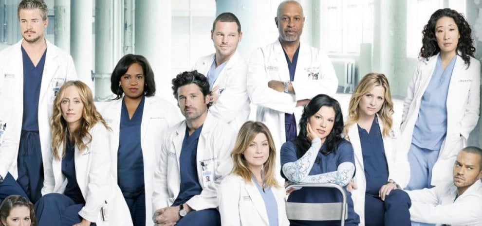 Le serie tv medical